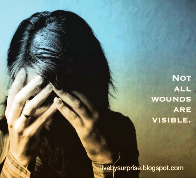 Not all wounds are visible: Insights into marriage with a narcissist