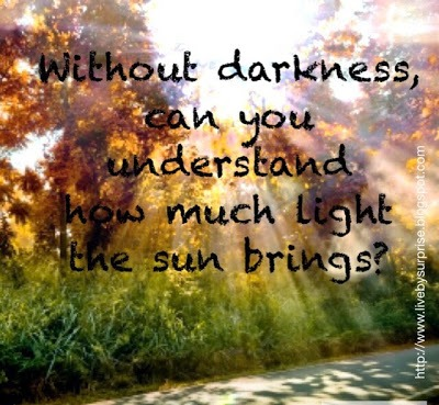Finding Light After Darkness