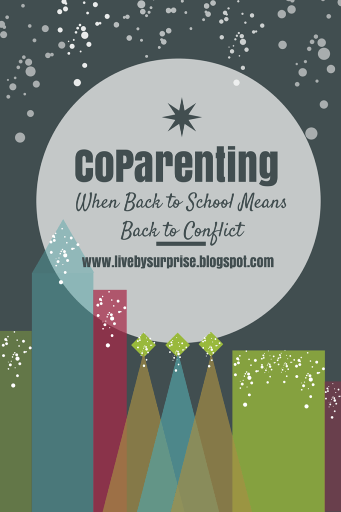 Coparenting and Conflict Quote livebysurprise