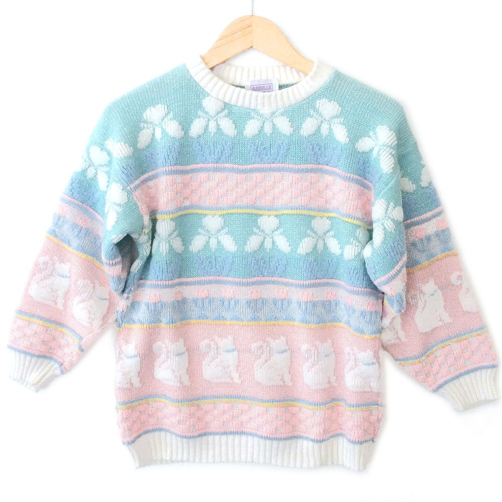 The Pastel Sweater
