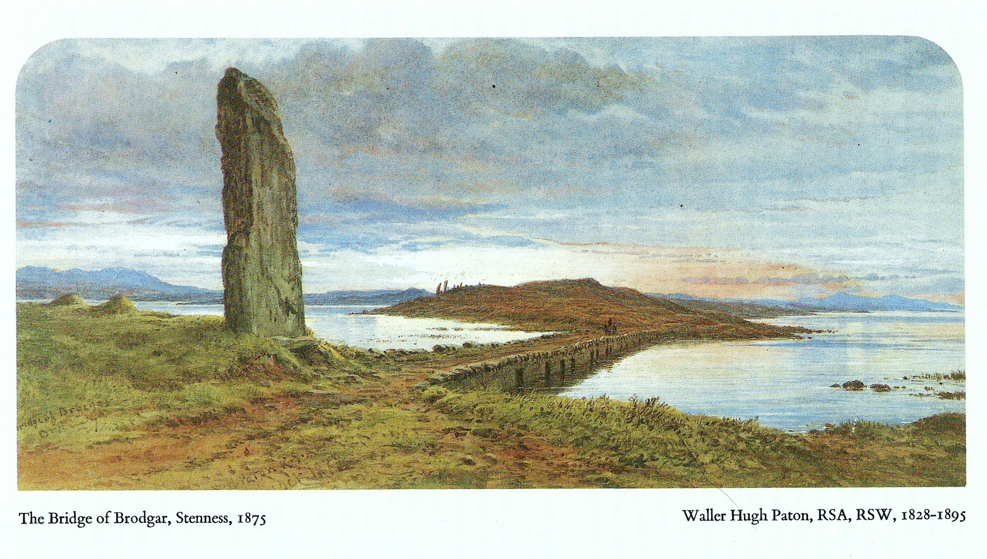 The Bridge of Brodgar