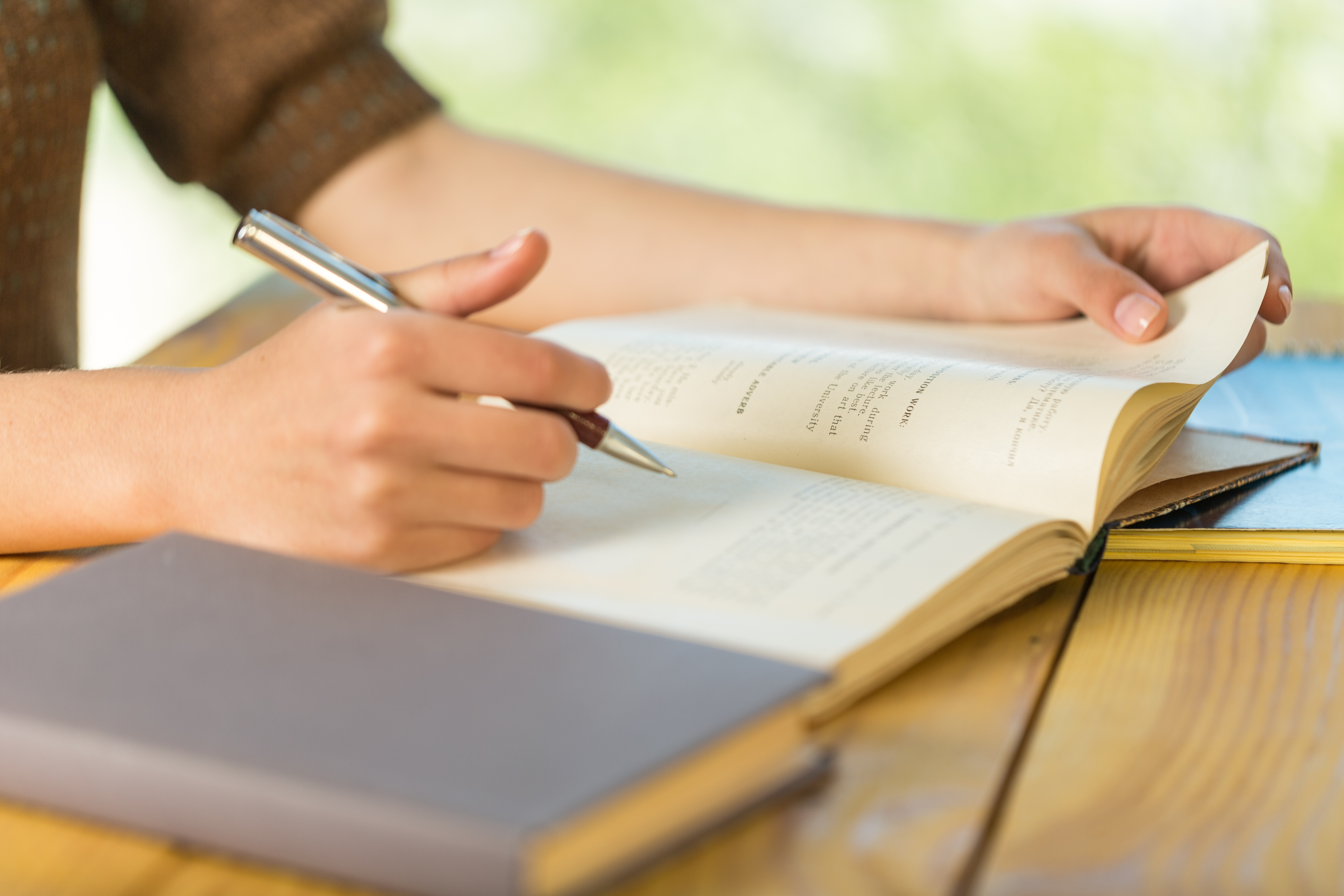 Writing Your Own Story
